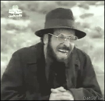 laughing jew